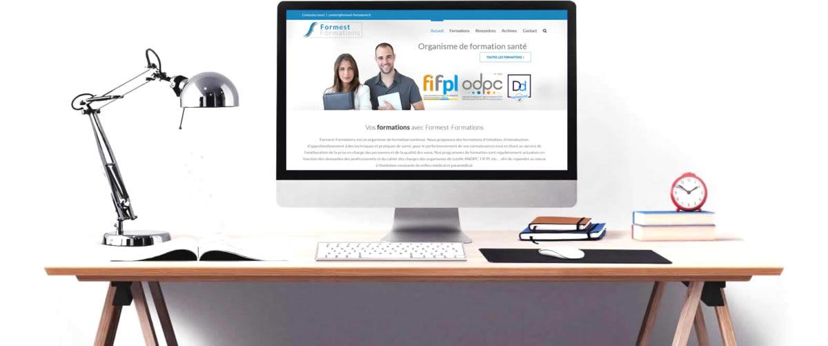 site internet bureau