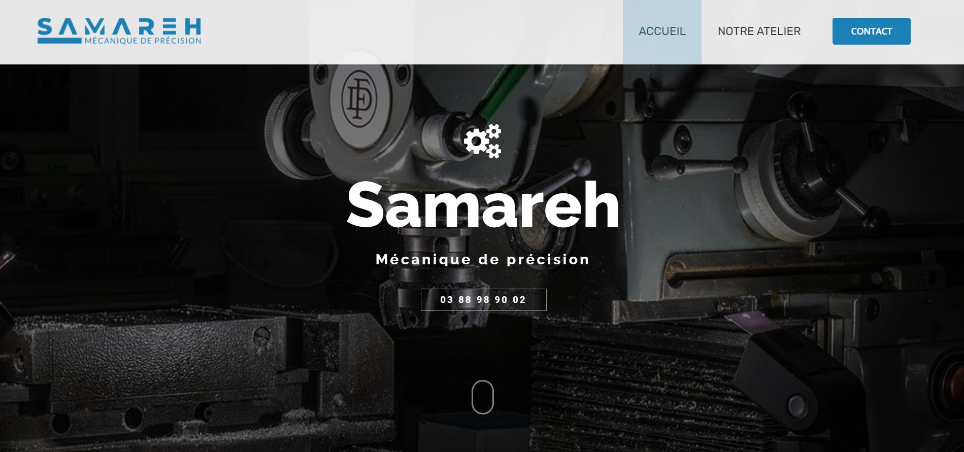 site internet samareh