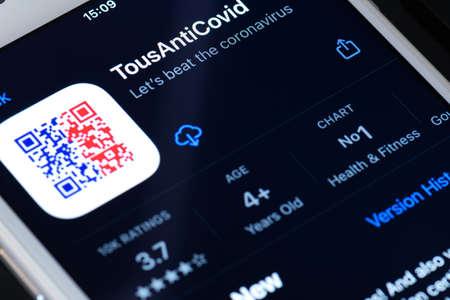 smartphone app application téléchargement