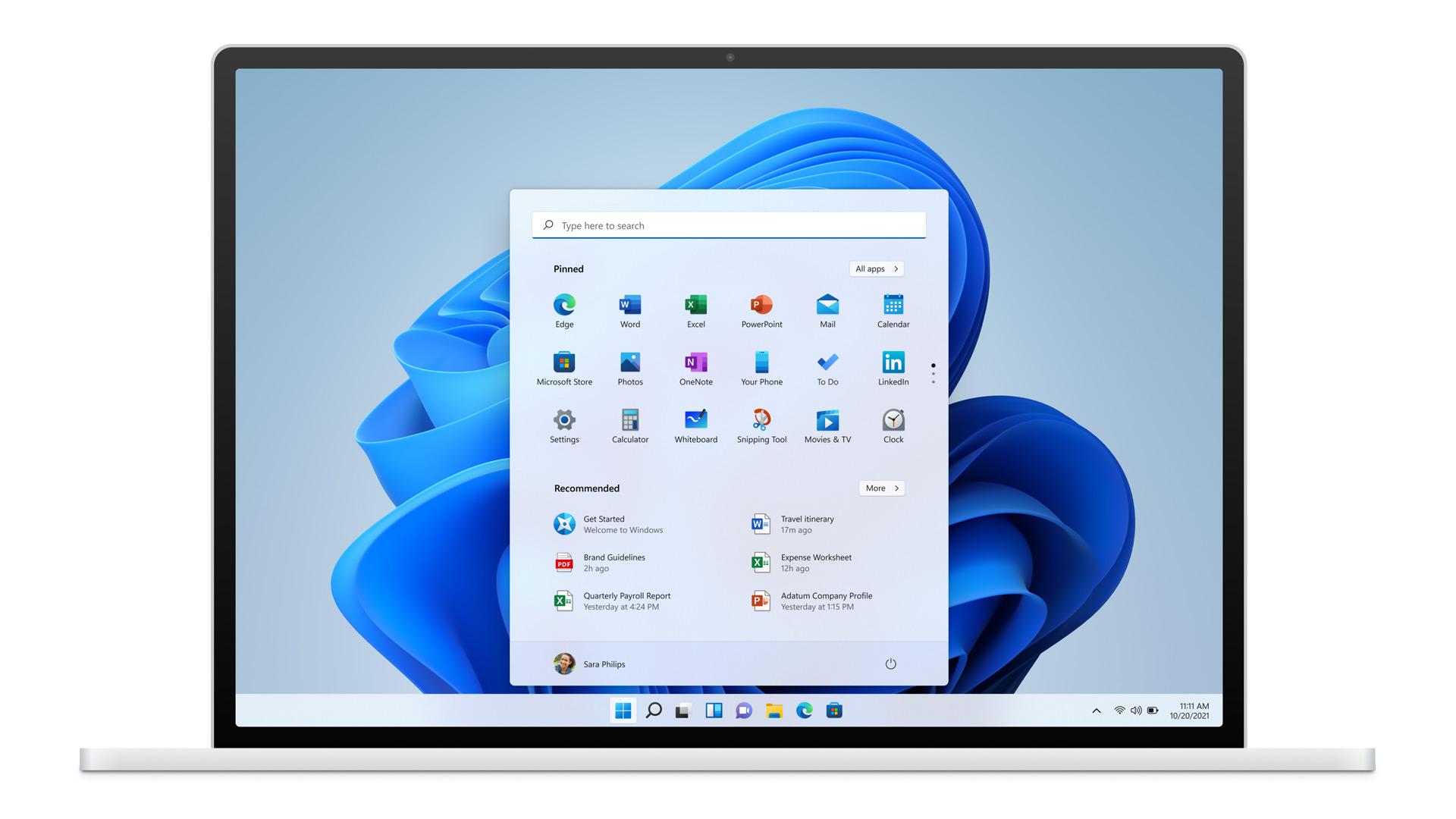logiciel windows 11